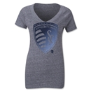 Sporting KC Originals Women's Halftone T-Shirt