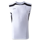 Lanzera Forza Sleeveless Training Top (Wh/Bk)