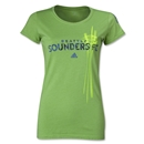 Seattle Sounders Women's Graphic T-Shirt