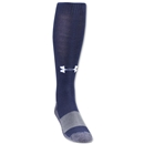 Under Armour Solid Over-the-calf Sock (Navy)