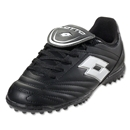 Lotto Stadio Suprema III Junior TF (Black/White)