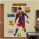 Fathead Barcelona Lionel Messi Wall Graphic