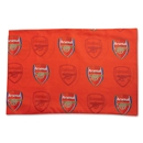 Arsenal Rotary Crest Pillow Case
