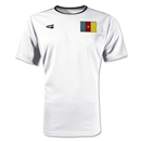 Cameroon Primera Soccer Jersey (White)