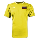Colombia Primera Soccer Jersey (Yellow)