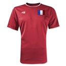 France Primera Soccer Jersey (Red)