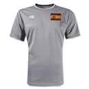 Spain Primera Soccer Jersey (Grey)