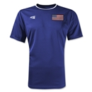 USA Primera Soccer Jersey (Royal)