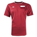 Poland Primera Soccer Jersey (Red)