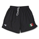 Mexico Primera Soccer Shorts (Black)