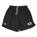 South Korea Primera Soccer Shorts (Black)