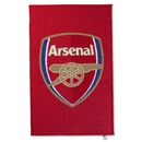 Arsenal Crest Rug