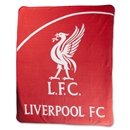 Liverpool Crest Fleece Blanket