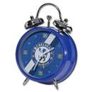 Chelsea Stripe Mini Bell Clock
