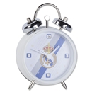 Real Madrid Stripe Mini Bell Clock