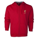 Liverpool Zip Thrue Fleece Hoody