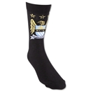 Manchester City Crest Sock (One Pack)