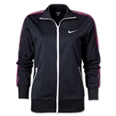 Nike Women's Striker Track Jacket (Black)