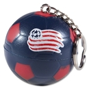 New England Revolution Soccer Ball Topper
