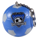 San Jose Earthquakes Soccer Ball Topper