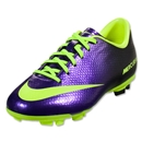 Nike Mercurial Victory IV FG Junior (Electro Purple/Volt/Black)
