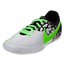 Nike5 Elastico II Junior (White/Flash Lime/Black)