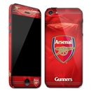 Arsenal iPhone 5 Skin