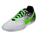 Nike5 Elastico II (White/Flash Lime/Black)