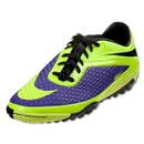 Nike HyperVenom Phenom TF (Electro Purple/Volt/Black)