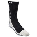 TRUSOX Crew Length Sock-Cushion (Black)