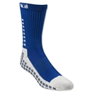 TRUSOX Crew Length Sock-Cushion (Royal)