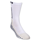 TRUSOX Crew Length Sock-Cushion (White)