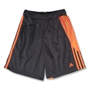 adidas Youth Predator Training Short (Blk/Orange)