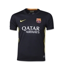 Barcelona 13/14 Youth Third Soccer Jersey