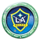 LA Galaxy Game Round Clock
