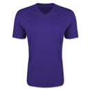 Men's V-Neck Tee (Purple)