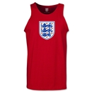 England Core Tank Top (Red)