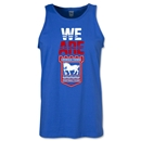 Ipswich Town We Are Tank Top (Royal)
