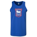 Ipswich Town Distressed Tank Top (Royal)