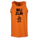 Netherlands We Are Tank Top (Orange)