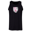 Pink FC Men's Tank Top (Black)