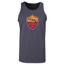 AS Roma Crest Tank Top (Dark Gray)