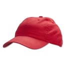 Unstructured Adjustable Cap (Red)