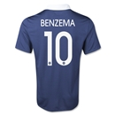 France 2014 BENZEMA Home Soccer Jersey