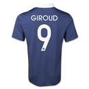 France 2014 GIROUD Home Soccer Jersey