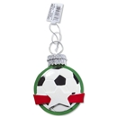 Soccer Disc Ornament