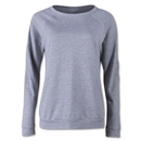 Women's Crewneck Fleece (Gray)