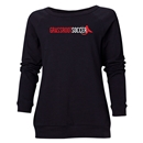 Grassroot Soccer Women's Crewneck Fleece (Black)