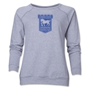 Ipswich Town We Are Women's Crewneck Fleece (Gray)
