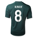 Real Madrid 12/13 KAKA Third Soccer Jersey